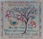 Tree Top Birth Sampler