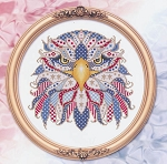 Colorful Eagle - Patriot