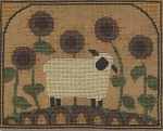 Sunflower Sheep