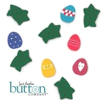 A House in the Wood Button Pack JABC 5080