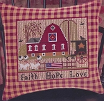 Faith Hope Love - Patriotic Summer Series