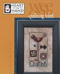 Quilting Bird Wee On