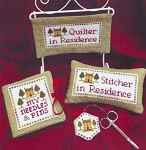 Stitcher in Residence/Quilter in Residence