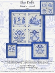 Blue Delft Assortment