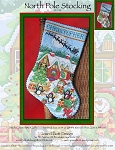 North Pole Stocking