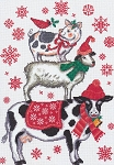 Holiday Farm Animals