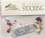 Martha's Stocking Embellishment Pack