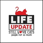 Life Update Still Love Cats People Not so Much