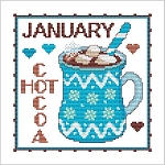 A Year of Mugs - January