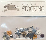 Reed's Stocking Charms and Embellishments
