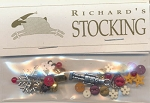 Richard's Stocking Charms and Embellishments