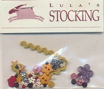 Lula's Stocking Charms and Embellishments
