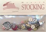 Mary's Stocking Charms and Embellishments