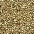 40557 Gold Seed Beads Mill Hill Size 15/0