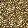00557 Old Gold Size 11/0 Seed Beads Mill Hill
