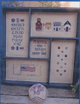 Americana Shadowbox Mystery Series Complete Set