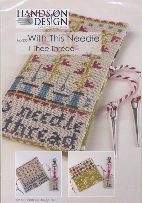 With This Needle I Thee Thread w/charms