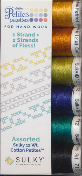 O'Feathers Sulky Thread Pack
