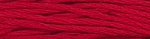 Ribbon Red Classic Colorworks Cotton Floss 5yd skein CCT-197