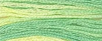 Lemon Lime Classic Colorworks Cotton Floss 5yd skein CCT-019