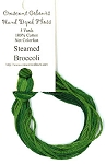 Steamed Broccoli Classic Colorworks Cotton Floss 5yd skein CCT-181