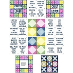 Needle Block Wonder 07 - Quilt/Cross Stitch Lover - (Cross Stitch)