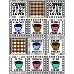 Needle Block Wonder 03 - Coffee Lover - (Cross Stitch)