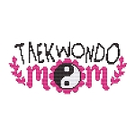Taikwondo Mom - (Cross Stitch)