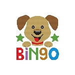 Bingo - (Cross Stitch)