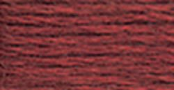 0221 Very Dark Shell Pink DMC floss