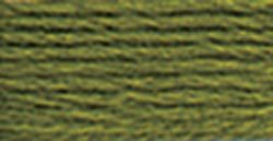 0580 Dark Moss Green DMC Floss