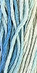 Something Blue The Gentle Art Thread 10 Yard Skein #0292 Sampler Threads