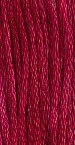 Cherry Wine The Gentle Art Thread 10 Yard Skein #0330 Sampler Threads