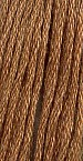 Tarnished Gold The Gentle Art Thread 10 Yard Skein #0410 Sampler Threads