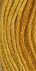 Gold Leaf The Gentle Art Thread 10 Yard Skein #0420 Sampler Threads