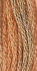 Pumpkin Patch The Gentle Art Thread 10 Yard Skein #0530  Sampler Threads