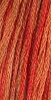 Burnt Orange The Gentle Art Thread 10 Yard Skein #0550 Sampler Threads