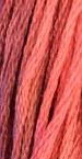 Coral Reef The Gentle Art Thread 10 Yard Skein #0591 Sampler Threads