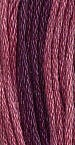 Red Plum The Gentle Art Thread 10 Yard Skein #0860 Sampler Threads