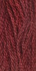 Ruby Slipper The Gentle Art Thread 10 Yard Skein #7100 Simply Shaker Sampler Thread