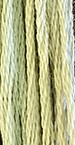 Sage The Gentle Art Thread 10 Yard Skein #7101 Simply Shaker Sampler Threads