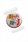 Naughty or Nice Needle Nanny by Lizzie Kate