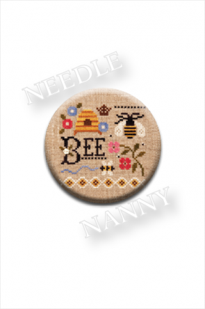Bee Needle Nanny by Lizzie Kate