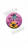 Ewes Not Fat Ewes Fluffly Needle Nanny by Amy Bruecken Designs