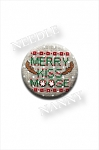 Merry Kiss Moose Needle Nanny by Amy Bruecken Designs