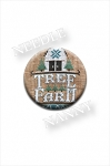 Tree Farm Needle Nanny by Hands On Design