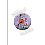 Eat, Drink and Be Scary Needle Nanny by Amy Bruecken Designs