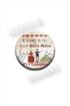Cross Stitch Nation Needle Nanny by Heartstring Samplery Designs Needle Minder
