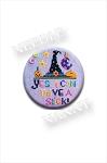 Yes I Can Drive a Stitck Halloween Needle Nanny by Amy Bruecken Designs Needle Minder