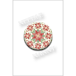 Flowers of the Holy Night Needle Nanny by Glendon Place